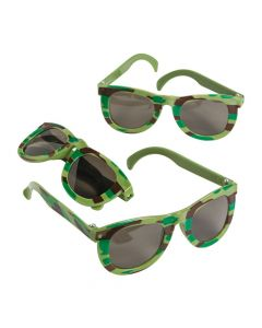 Camouflage Army Sunglasses