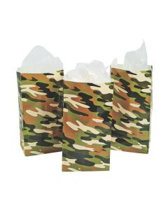 Camouflage Goody Bags