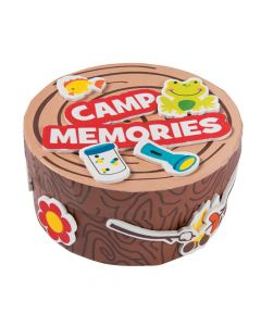 Camp Memory Box Craft Kit