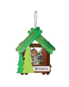 Camp Picture Frame Craft Kit