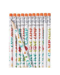 Camping Pencils