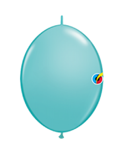 Caribbean Blue 30cm Latex Quicklinks Balloons