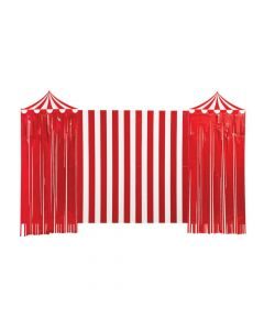 Carnival Backdrop Banner