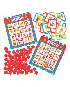 Carnival Bingo Game