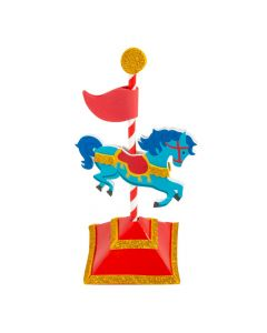 Carnival Carousel Craft Kit
