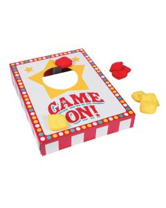 Carnival Cornhole Game