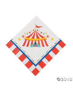 Carnival Lunch Napkin