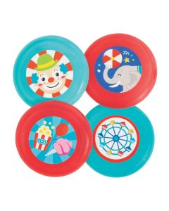 Carnival Mini Flying Discs