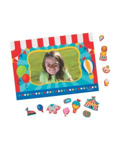 Carnival Picture Frame Magnets