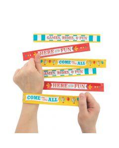 Carnival Slap Bracelets