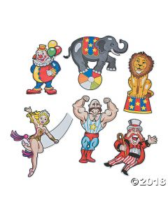 Carnival Wall Decorations