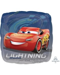 Cars Lightning Foil Balloon