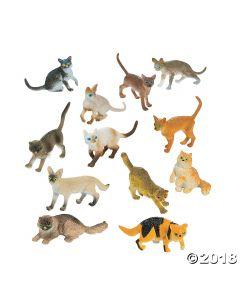 Cat Action Figures