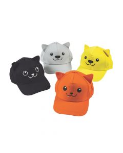 Cat and Dog Ear Baseball Caps