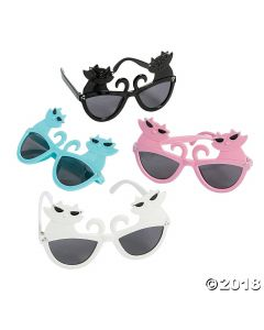 Cat Novelty Sunglasses