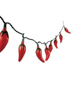 Chili Pepper String Lights