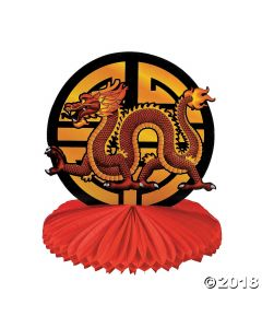 Chinese New Year Dragon Centerpiece