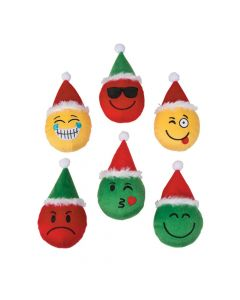 Christmas Plush Emojis