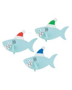 Christmas Shark Bendables