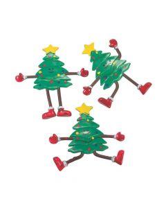 Christmas Tree Bendables