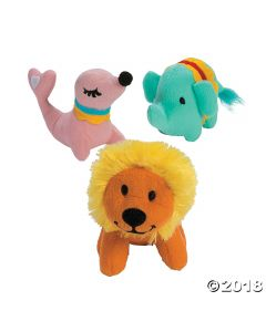 Circus Stuffed Animals