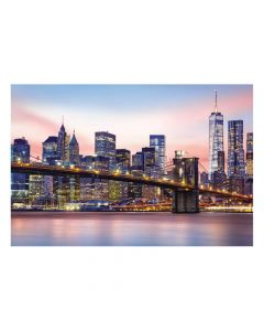 City Skyline Backdrop Banner