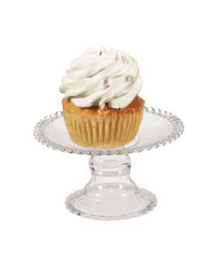 Clear Cupcake Stands