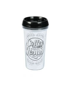 Color Your Own Mother's Day Travel Mugs