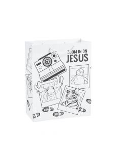 Color Your Own Wild Encounters VBS Take Home Bags
