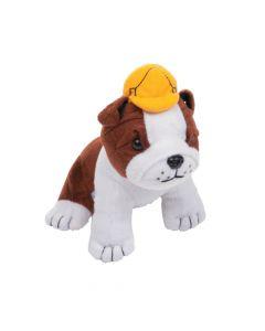 Construction Stuffed Dogs