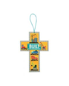 Construction VBS Cross Sign Craft Kit