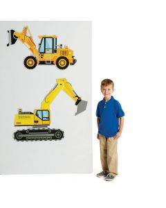 Construction VBS Jointed Cutouts