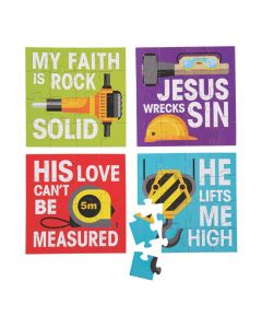 Construction VBS Puzzles