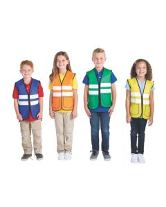Construction VBS Vests