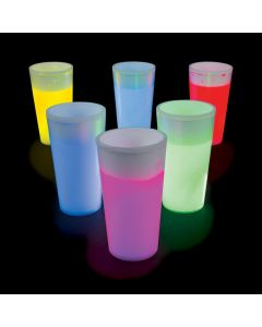 Crazy Glow Cup Assortment