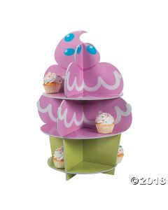 Cupcake Party Cupcake Stand