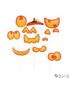 Cute Pumpkin Photo Stick Props