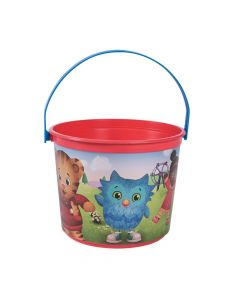 Daniel Tiger's Neighborhood Plastic Favor Pail