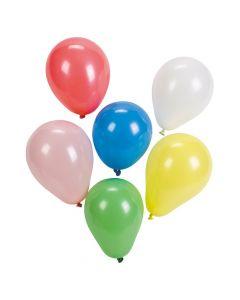 "Dart 4"" Latex Balloons"
