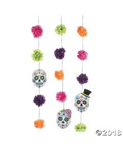 Day of the Dead Hanging Garland