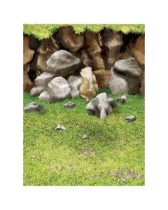 Design-A-Room Resurrection Rock Backdrop