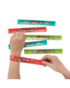 Dig VBS Slap Bracelets