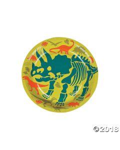 Dino Dig Paper Dessert Plates
