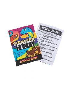 Dinosaur Facts Activity Books