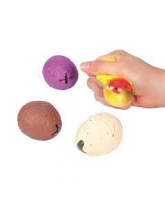 Dinosaur in Egg Squeeze Stress Toys