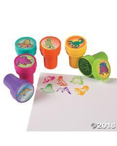 Dinosaur Stampers
