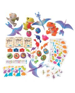 Dinosaur Toy and Activity Assortment