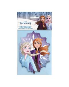 Disney Frozen II Invitations