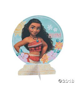 Disney Moana Centerpiece