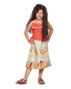 Disney Moana Costume, Medium